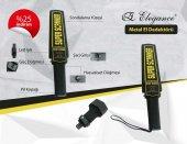 Elegance Super Scanner Ef 145 Metal El Dedektörü,üst Arama Cihaz