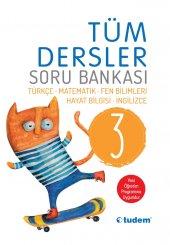 Tudem 3.sınıf Tüm Dersler Soru Bankası