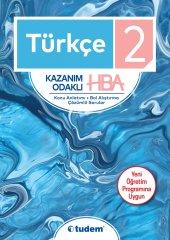 Tudem 2.sınıf Türkçe Kazanım Odaklı Hba
