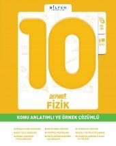 BİLFEN 10.SINIF FİZİK DEPAR KONU ANLATIMLI ÖRNEK ÇÖZÜMLÜ