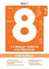 BİLFEN 8. SINIF İNKILAP TARİHİ VE ATATÜRKÇÜLÜK SORU BANKASI