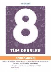 Bilfen 8. Sınıf Tüm Dersler Soru Bankası
