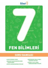 BİLFEN 7. SINIF FEN BİLİMLERİ SORU BANKASI