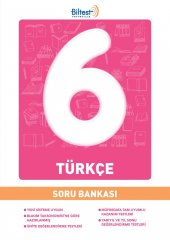 BİLFEN 6. SINIF TÜRKÇE SORU BANKASI