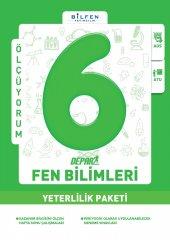 BİLFEN 6. SINIF FEN BİLİMLERİ DEPAR YETERLİLİK PAKETİ