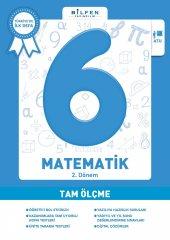 Bilfen 6. Sınıf Matematik Tam Ölçme