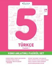 Bilfen 5. Sınıf Türkçe Konu Anlatımlı Fasikül Set