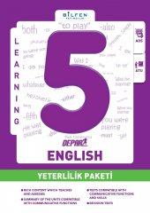 Bilfen 5. Sınıf İngilizce Depar Yeterlilik...
