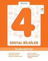 BİLFEN 4. SINIF SOSYAL BİLGİLER ÖLÇÜM NOKTASI-SORU BANKASI