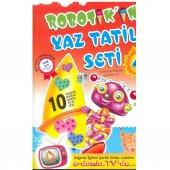 Damla Yayınları 4. Sınıf Robotikin Yaz Tatil...