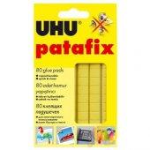 Uhu Patafix Hamur Yapıştırıcı Sarı