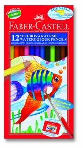 Faber-Castell Aquarel Boya Kalemi 12 Renk