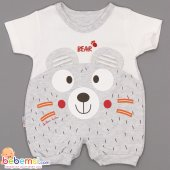 Million Baby Bear Model Tulum 0 3 6 9 Ay (Gri)