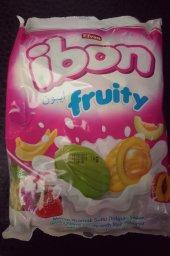 Elvan İbon Karışık Meyveli Dolgulu Şeker 1000 gr