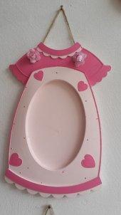 Bebeğinize Özel Dekoratif Kokul Taş Tulum Kapı Süsü