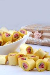 Giba Karışık Meyveli Akide Şekeri Sarı 400 Gr.