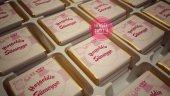 Lart Du İsimli Bebek Çikolatası 64 Adet-4