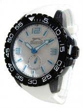 Slazenger SL.18.715.2.01 Beyaz Silikon Unisex Kol Saati-2