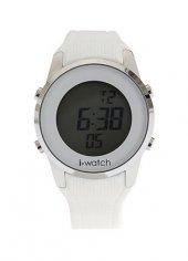 İ-Watch 54428 Beyaz Digital Kol Saati