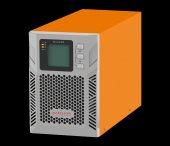 MAKELSAN On-Line Powerpack Plus 1000VA 1F/1F 4-8 Dk 2x7AH Akülü UPS MU01000N11DTV01