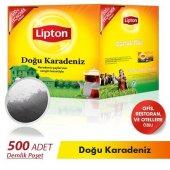 Lipton Doğu Karadeniz 500 'lü Demlik Poşet Çay...
