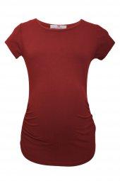 LuvmaBelly  Maternity 2009_2015 Pamuklu Hamile (7 Renk Mevcut) T-shirt-8
