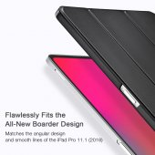 iPad Pro 11 Kılıf, ESR Yippee,Black-4