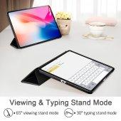 iPad Pro 11 Kılıf, ESR Yippee,Black-11