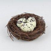 Bıldırcın Yumurtalı Kuş Yuvası