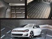 VW GOLF 6 2012 MODEL BAGAJ HAVUZU 1. SINIF KALIN MALZEME YÜKSEK