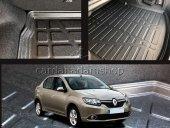 Renault Clio Symbol 2015 Model Bagaj Havuzu Kokusuz Bırebır Uyum