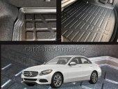 Mercedes W205 C Serisi Rampalı Model 2019 Bagaj...
