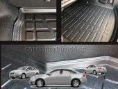 Chevrolet Cruze Sedan 2011 Model Dayanıklı Kauçuk Malzeme Kokusuz