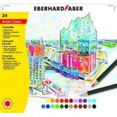 Eberhard-Faber Coloured Pencils Artist Color 24