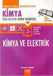 çap Yayınları Kimya Ve Elektrik Konu Anlatımlı Soru Bankası Yeni