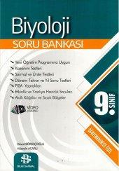 Bilgi Sarmal Yayınları 9. Sınıf Biyoloji Soru Bankası Yeni 2020