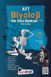 Ayt Biyoloji Orta Ve İleri Düzey Soru Bankası...