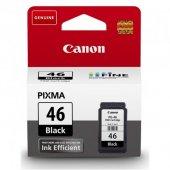 Canon 9059b001 Pg 46 Siyah Kartuş Pixma E404 E414 E464 E474 E484