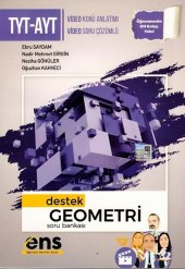 Ens Yayınları Tyt Ayt Geometri Destek Soru Bankası Yeni 2020