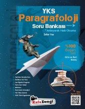Kafa Dengi Yayınları Yks Paragrafoloji Orta Ve İleri Düzey Soru B