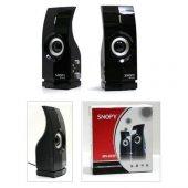 Snopy Sn 209 2.0 Siyah Speaker