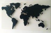 Creafıtters Ahşap Dünya Haritası