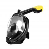 Bestway Face Mask M2068g Siyah Tam Yüz Maske