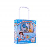 Birlik Bavullu Mavi Doktor Seti