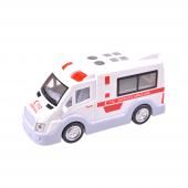 Birlik Pilli Kırılmaz Ambulans St66 03