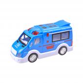 Birlik Pilli Kırılmaz Jandarma Arabası St66 06