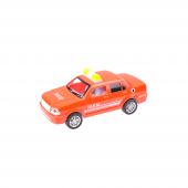Birlik Pilli Kırılmaz Taksi Kırmızı St66 08