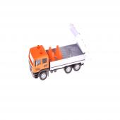 Birlik Sl1312db Pilli Çekbırak Metal Turuncu Trafik İşaretli Arab