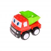 Birlik Yb156863 Şirin Kırılmaz Sürtmeli İnşaat Araçlar Kırmızı K