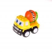 Birlik Yb156863 Şirin Kırılmaz Sürtmeli İnşaat Aracı Sarı Beton M